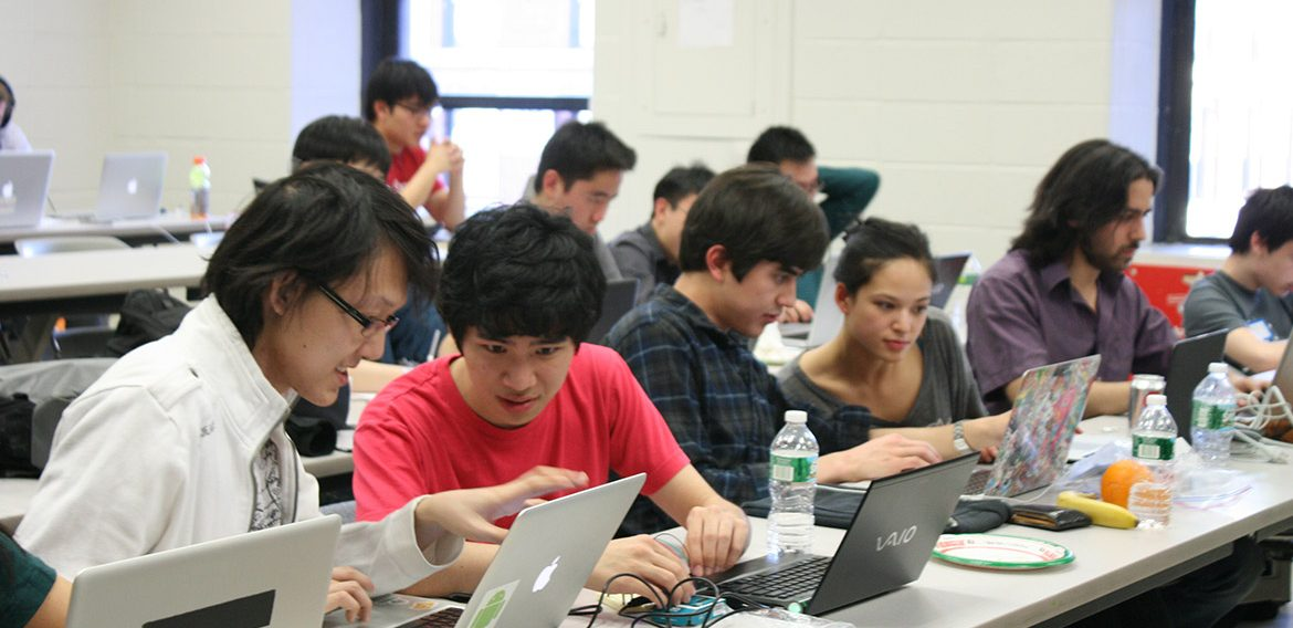 Teaching Bronx Students the Language of Computers